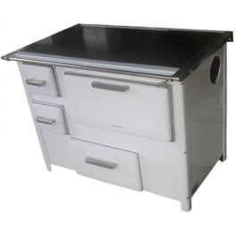 Solid fuel stove Smederevac MBS 9SL